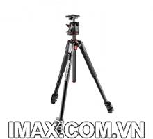 Chân máy ảnh Manfrotto 190 ALU 3-S Kit Ball Head Q2