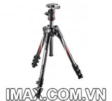 Chân máy ảnh Manfrotto Befree CARBON Fibere (chân Carbon) - MKBFRC4-BH