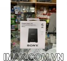 Đầu đọc thẻ Sony MRW-G2 CFexpress Type A/SD