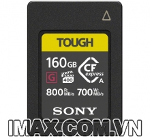 Thẻ nhớ Sony CFexpress Type A (CEA-G160T) 160GB 800/700MB/s
