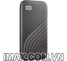 Ổ Cứng Di Động SSD WD My Passport Type C 3.2 Gen 2 WDBAGF0010BGY 500GB