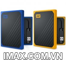 Ổ cứng di động SSD WD My Passport Go WDBMCG5000ABT 2TB