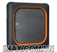 Ổ Cứng WD My Passport Wireless SSD WDBAMJ0010BGY 1TB