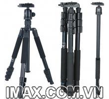 Chân máy ảnh Coman TK-257+CV-0