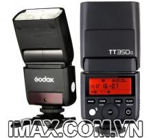 Flash Godox TT350C for Canon - Hàng nhập khẩu