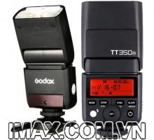 Flash Godox TT350N for Nikon- Hàng nhập khẩu
