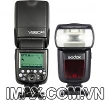 Đèn Flash Godox V860IIC TTL for Canon - Hàng nhập khẩu