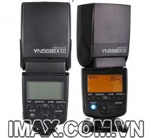 Đèn Flash Yongnuo YN568EX III For Nikon