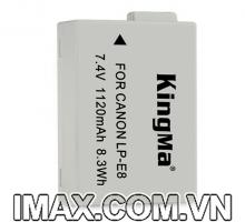 Pin Kingma cho pin Canon LP-E8