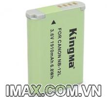 Pin máy ảnh Kingma cho Canon NB-12L
