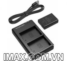 1 Pin 1 sạc máy ảnh RAVPower for Nikon EN-EL14