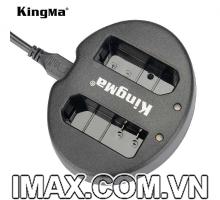 Sạc đôi Kingma cho pin Nikon EN-EL14