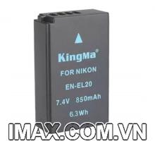 Pin máy ảnh Kingma cho Nikon EN-EL20