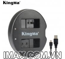 Sạc đôi Kingma cho Nikon EN-EL20