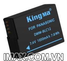 Pin máy ảnh Kingma cho Panasonic DMW-BLC12