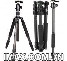 Chân máy ảnh Coman TM256CC0, Carbon