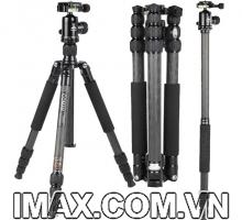 Chân máy ảnh Coman TM257CC0, Carbon