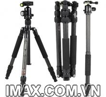 Chân máy ảnh Coman TM226CC0, Carbon