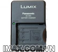 Sạc máy ảnh DE-994 Sạc cho pin Panasonic CGA-S006
