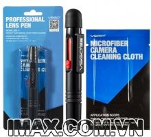 Bút lau ống kính VSGO DDL-1, có khăn lau