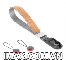 Dây máy ảnh đeo cổ tay Peak Design Cuff Wrist Strap, Màu xám
