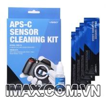 Bộ vệ sinh sensor APS-C DDR-16