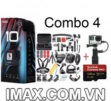 Combo 4: Gopro Hero 10 Black + Quà tặng