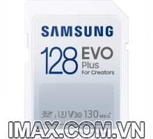 Thẻ nhớ SD 128GB Samsung EVO Plus For Creators