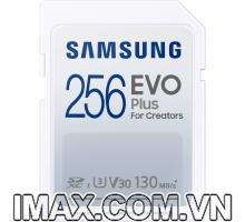 Thẻ nhớ SD 256GB Samsung EVO Plus For Creators