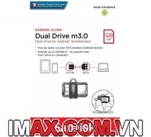 USB SanDisk Ultra 128GB Dual Drive m3.0
