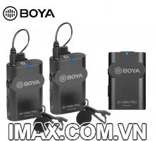 Micro thu âm không dây Boya BY-WM4 Pro K2