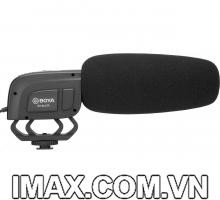 Micro thu âm BOYA BY-M17R cho máy DSLR, máy quay và máy ghi âm