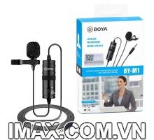 Micro thu âm đa năng Boya BY-M1