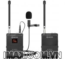 Bộ Mic thu âm Boya BY-WFM12-VHF