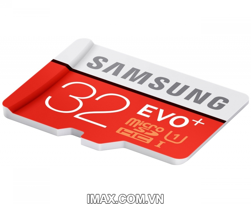 Thẻ nhớ Samsung Micro SDHC 32GB Evo Plus 80/20 MB/s 1