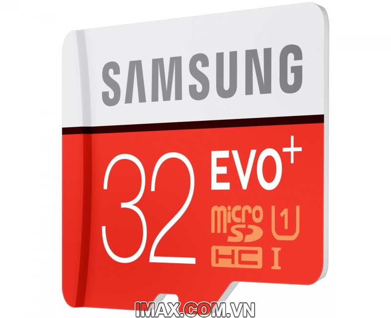 Thẻ nhớ Samsung Micro SDHC 32GB Evo Plus 80/20 MB/s 3