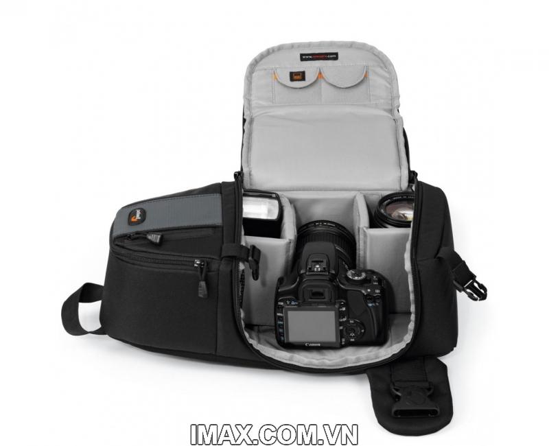 Balo máy ảnh Lowepro Slingshot 102 AW, Half Photo, Hàng nhập khẩu 7