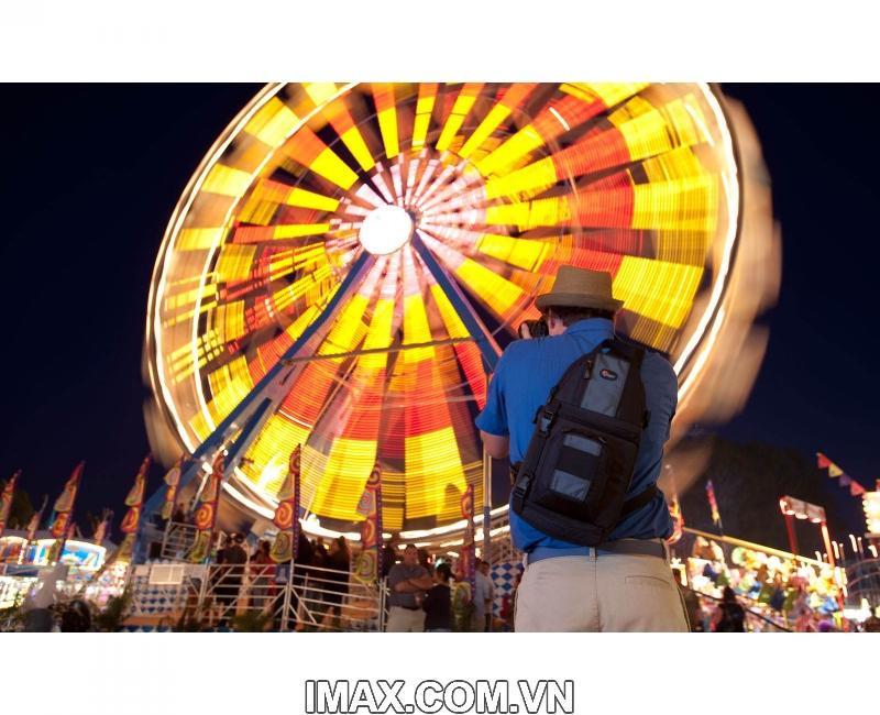 Balo máy ảnh Lowepro Slingshot 102 AW, Half Photo, Hàng nhập khẩu 8