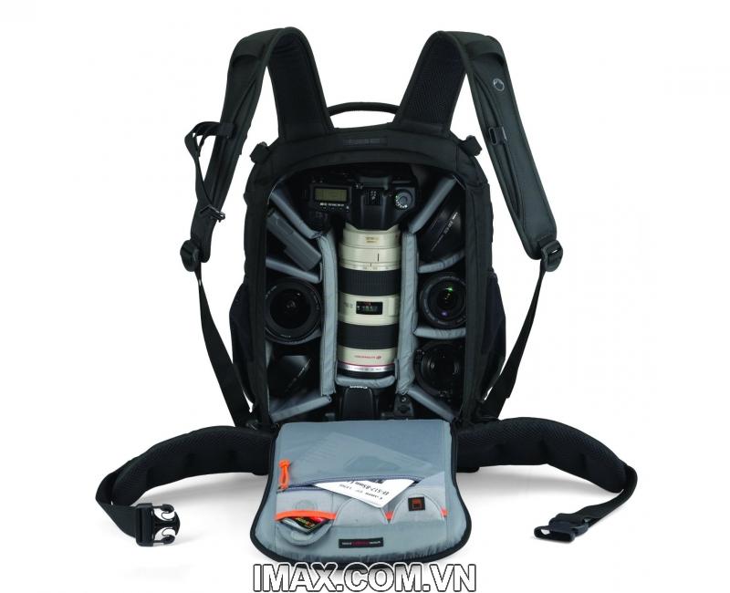 Ba lo máy ảnh Lowepro Flipside 400AW, Hàng nhập khẩu 2