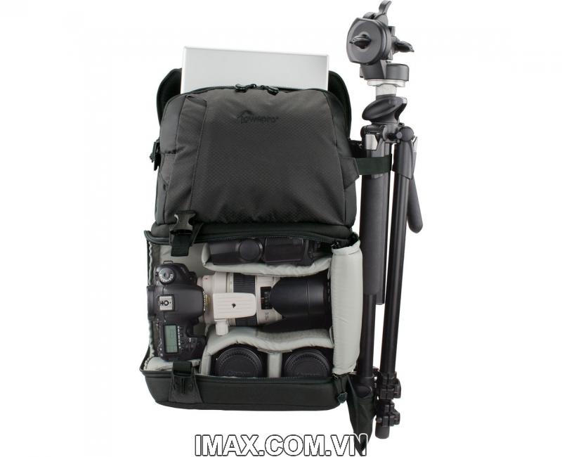 Balo máy ảnh Lowepro DSLR Video Fastpack 350 AW, Hàng nhập khẩu 4