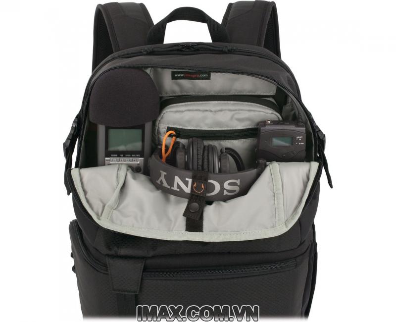 Balo máy ảnh Lowepro DSLR Video Fastpack 350 AW, Hàng nhập khẩu 5