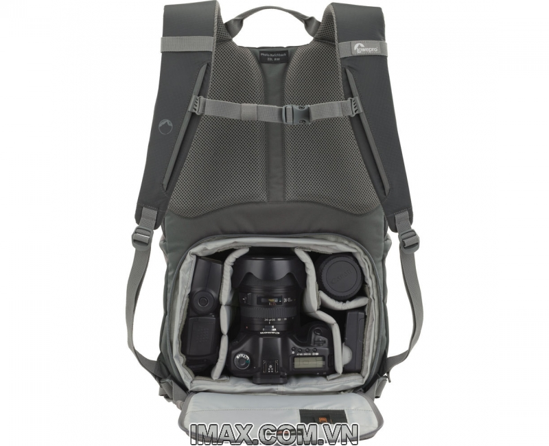 Ba lo máy ảnh Lowepro Photo Hatchback 22L AW Backpack 3