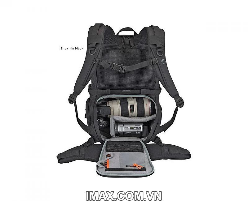 Ba lo máy ảnh Lowepro Primus Minimus AW Backpack, Hàng nhập khẩu 5