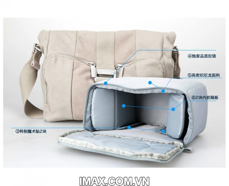 Túi máy ảnh Caden L1 3