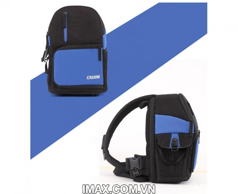 Ba lô máy ảnh Caden D5, 3 màu 8