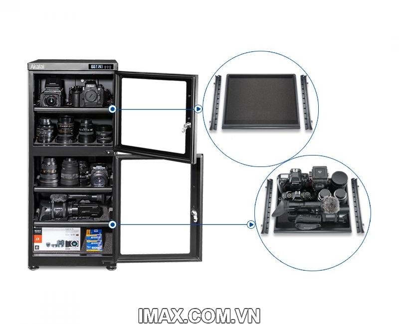 Tủ chống ẩm Akalai SD-150, 150Lít 3