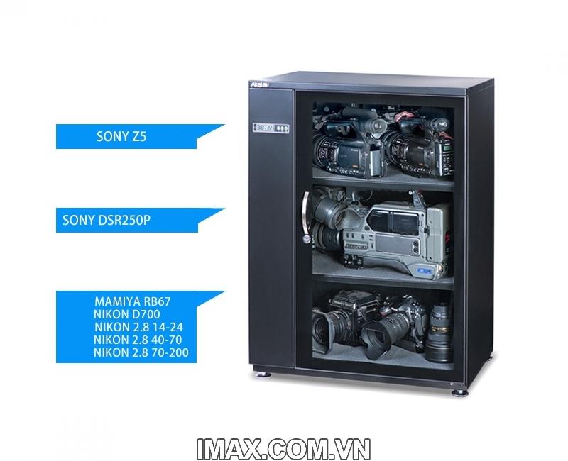 Tủ chống ẩm Akalai SD-180, 180Lít 3