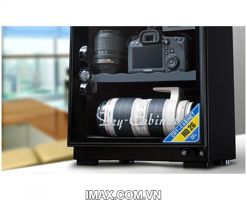 Tủ chống ẩm Huitong HD-20, 20 Lít 4