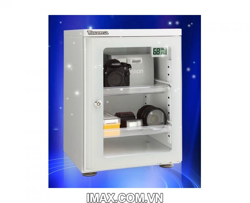 Tủ chống ẩm Wonderful AD-041CHW, 40Lít, trắng 1
