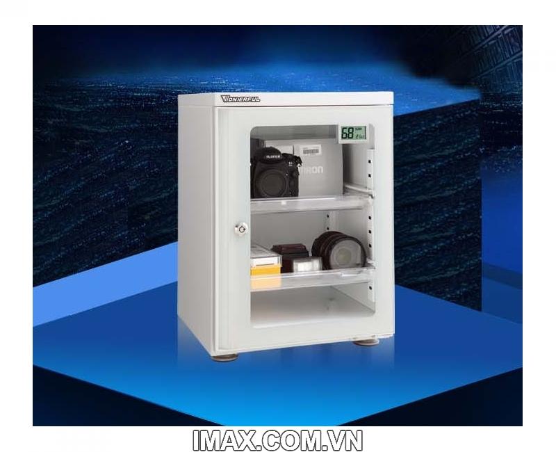 Tủ chống ẩm Wonderful AD-041CHW, 40Lít, trắng 4